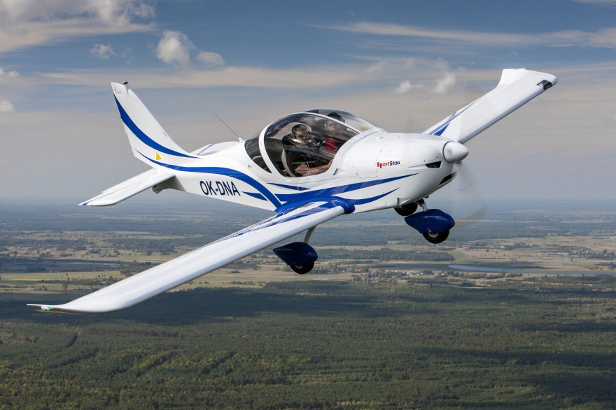 Sportstar RTC Light Sports Aircraft